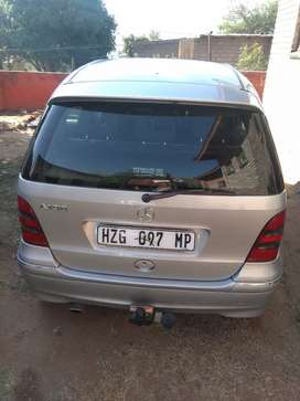 Mercedes Benz A190 in good condition