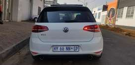 VW Golf 7 GTI Automatic DSG