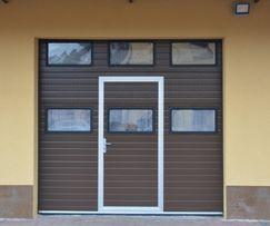 PRODUCENT brama segmentowa garażowa przemysłowa bramy garażowe WROCŁAW