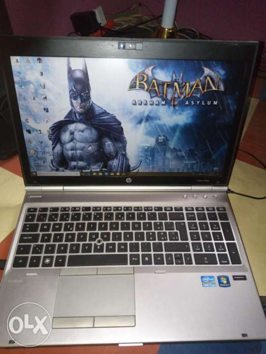 HP ELITEBOOK 8560P CORE i7 with 1GB Dedicated graphic card 0