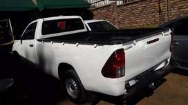 Toyota Hilux 2.4GD-6 Single Cab Manual For Sale