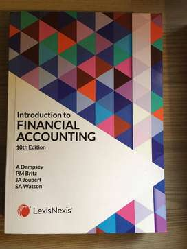 Introduction to Financial Accounting 10th Edition