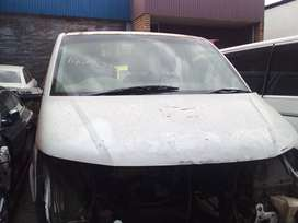 VW T5 2.0TDI STRIPPING FOR SPARES