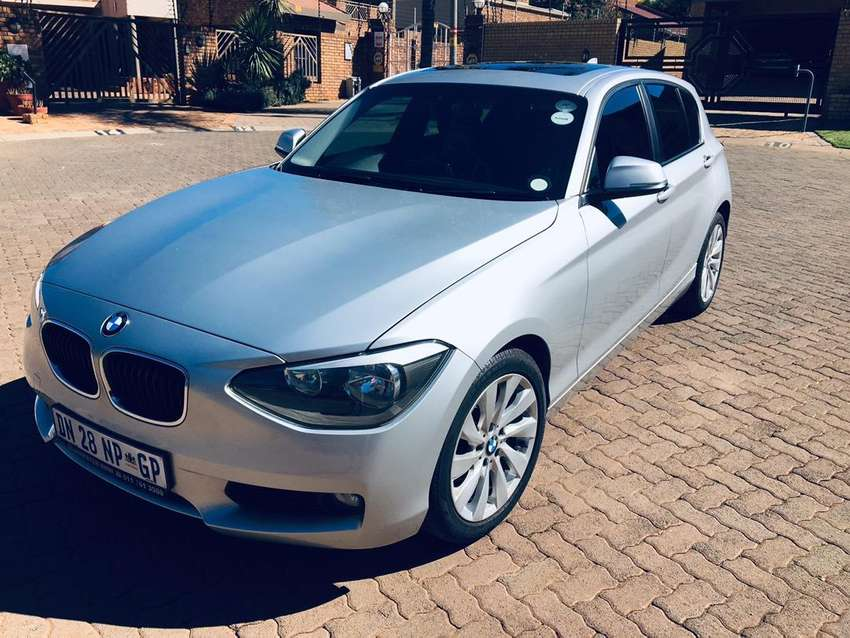 BMW 118i Sport Line Auto (f20) immaculate condition. Bargain. 0
