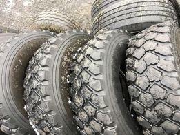 Opony budowlane Michelin XZL
