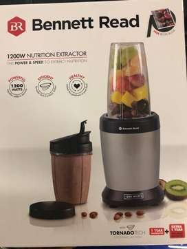 Bennett Read Nutrition Extractor