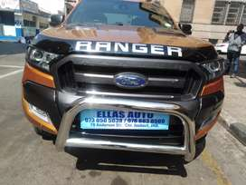 2018 Ford Ranger 3.2 6 speed Wildtrack