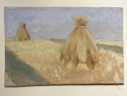 Художник Павлович Ю.Ю (1872-1947рр.) Снопи до 1947р. без підписа