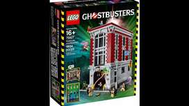 Lego 75827 Firehouse Headquarters Ghostbusters. New