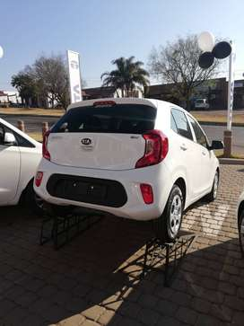 2019 KIA PICANTO 1.0L FOR JUST R1,899 A MONTH !!
