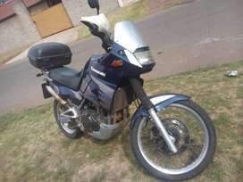 Kawasaki KLE 500 dream bike rare gem to own great all round motorcycle