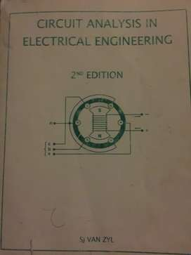 circuit analysis in electrical engineering 2nd edition by SJ VAN ZYL