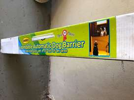 Daro automatic extendable barrier