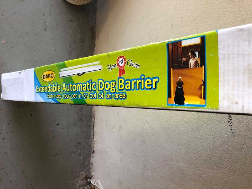 Daro automatic extendable barrier 0