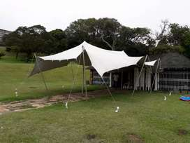 Stretch tent hire and sales