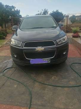 2014 Chevrolet Captiva Automatic SUV in peek condition for sale