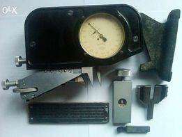Шагомер основного шага для зубчатых колес КЛ10 М1,75-М10