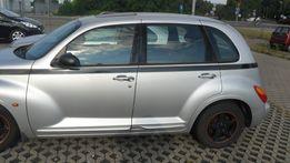 Chrysler Pt Cruiser, alufelgi,koła,kompletne, czarne