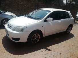 2007 Toyota Runx 1.6 manual immaculate condition for sale