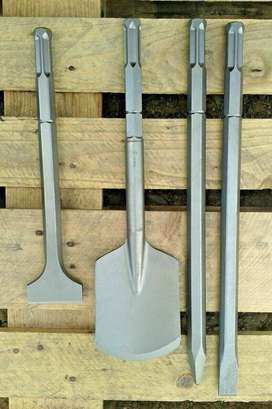 BRAND NEW Point, Chisel, 75 mm Chisel & Clay Spade HILTI TE 1500 A