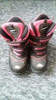 2 pary buty dla dziewczynki rozm 28 wkładka 17 cm