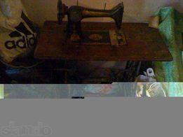 Продам раритетную ножную швейную машину Зингер (Госшвеймашина)