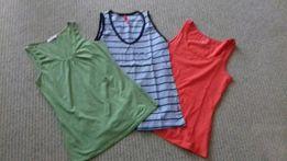 Koszulki na ramiączka bluzki bluzka
