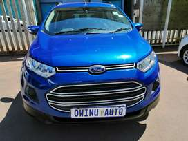 Used 2016 Ford Eco spot 1.4i
