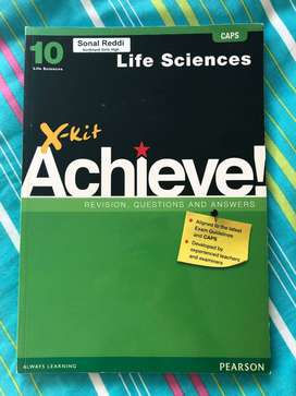 Life Sciences Grade 10 Xkit Achieve Study Guide