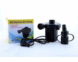 Компрессор Air Pomp 220v 220В и 12V 12В для матрасов надувных изделий