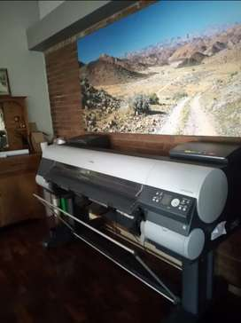 Canon ipf 8000s large format printer for sale