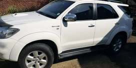 2009 toyota fortuner 3.0 D4D 4x4