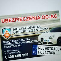 Rejestracja Pojazdów,Ubezpieczenia - Katarzyna Kaźmierczak