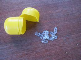 Крючки для вязания браслетов из резинок 11 штук