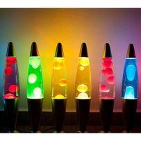 Лава лампа (Lava Lamp) 42 см . Ночник, парафиновая лампа