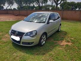 2007 VW Polo 9n3 1.8T GTI for sale. 150 000ks good condition