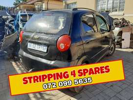 CHEVROLET SPARK LITE STRIPPING FOR PARTS