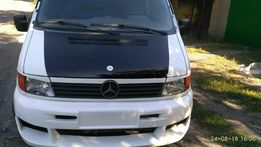 Бампер Mercedes Vito W638