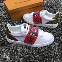 Louis Vuitton unisex sneakers 0