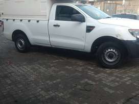 Ford ranger 2.2 diesel with freezer