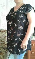Платье -туника-блуза