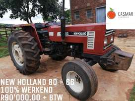 NEW HOLLAND 80 - 66