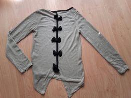 Bluzeczka z kokardkami na plecach