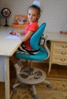 Школьное кресло Mealux Duo-Kid Y-616 KBL с подставкой для ног. Доставк