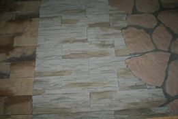 Kamień elewacyjny - dekoracyjny