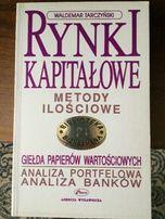 Rynki Kapitałowe Metody Ilościowe Waldemar Tarczyński