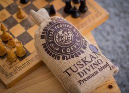Кофе в зернах. TUSKANI DIVINO, находка для гурманов. 1 кг зернова кава