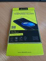 3D защитное стекло для IPhone 7, 7+