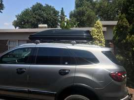 CRR Luggage Roof Box 400Lt -  We deliver to all provinces