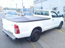2014 Toyota hilux single cab